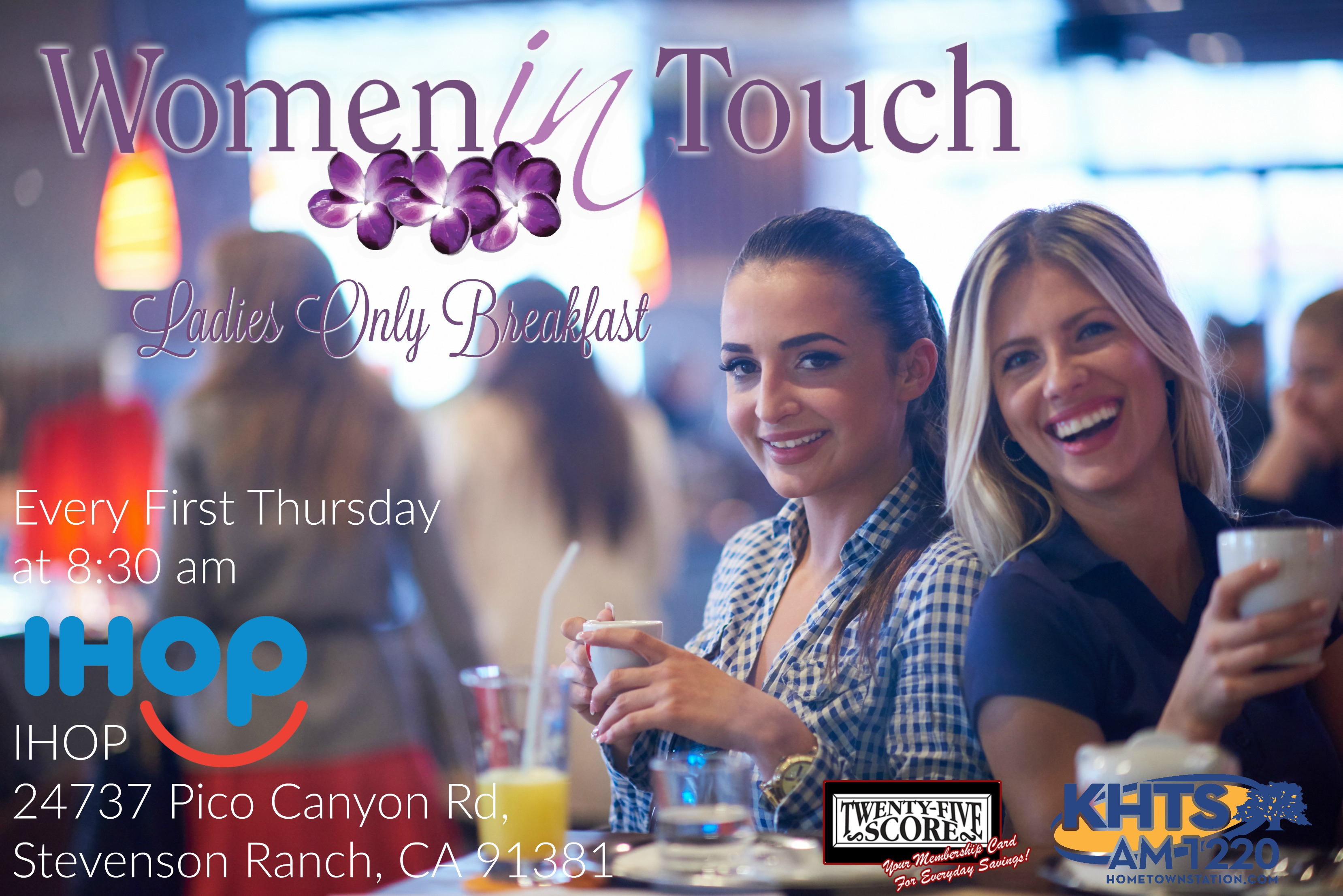 Women in Touch SCV June Networking Event